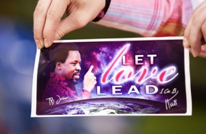 Anointing Sticker